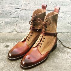 Sprezzatura-Eleganza boots