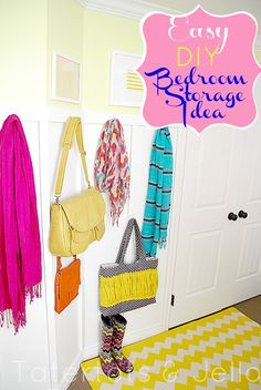 Get Back-to-School Organized with Extra Bedroom Storage!