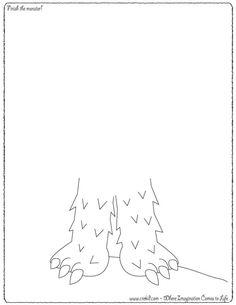 creative kids monster - Various drawing prompt pages Arte Elemental, Art Sub Plans, Art Handouts, Drawing Prompt, Art Worksheets, Preschool Art, Preschool Curriculum, Homeschool, Kindergarten Writing