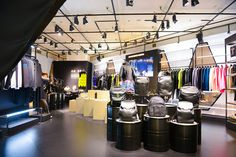 Alexander Wang pop-up store, Tokyo – Japan