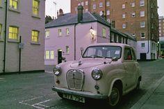 London, Old Car