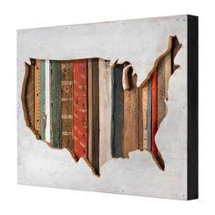 AMERICAN SOUVENIR COLLECTION - DOLAN GEIMAN | Dolan Geiman Wooden Folk Art | UncommonGoods