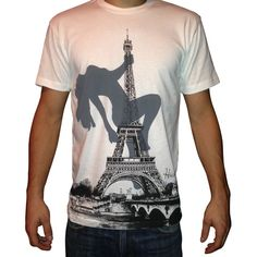 Paris t-shirt - www.hightees.com