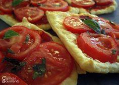 Tartelette, Facebook, Food, Tomatoes, Greedy People, Kitchens, Essen, Meals, Yemek