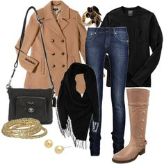 Boots can be your focal point of an outfit!! Pair your favorite boots with simple skinnys and neutral colors. To dress up any outfit, add fabulous accessories.