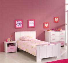 Kinderzimmertraum für kleine Prinzessinen