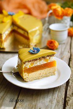 Торт Король Солнце пошаговый рецепт с фотографиями