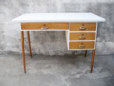 Escritorio #escandinavo #danish #furniture #desk #furniture