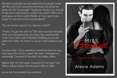 Miss Guided, available now from Amazon. Cover Art by Steven Novak. Banner courtesy Becca of Breathless Ink. Lean Body, Becca, Cover Art, Banner, Lips, How To Plan, Amazon, Banner Stands, Amazons