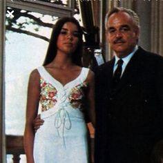 #princesscaroline #carolinedemonaco #1972