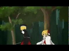 "【VOCALOID Anime OP】Karakuri 卍 Burst ""からくり卍ばーすと""【Kagamine Rin Len】"