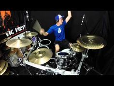 Paramore - Drum Cover - My Heart - YouTube