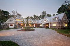 Hampton's in the Country - traditional - Exterior - Minneapolis - Eskuche Design