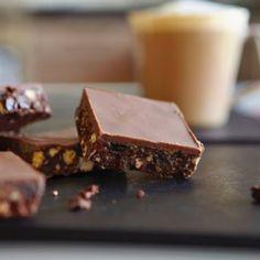 Chocolade Noten Fudge