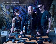 Twitter / AveryCloseCall: It's the Year of Shadowrun ...