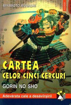 Miyamoto Musashi - Gorin No Sho - Cartea celor cinci cercuri