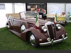 1939 Lancia Astura Ministeriale Convertible Pininfarina Mussolini