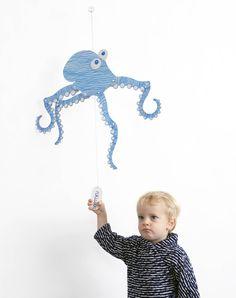 Under the Sea  Ozeanfans können mit diesen Spielzeugneuheiten im Babyzimmer Unterwasseratmosphäre schaffen