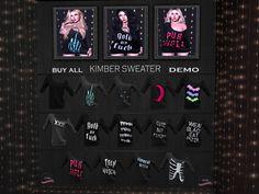 .epoch. kimber sweater