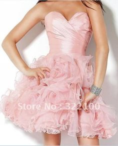 Free shipping SK5563 elegant light pink short puffy cocktail dresses on AliExpress.com. $108.00