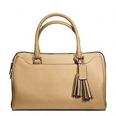Coach Legacy Leather Haley Satchel.... And drooled over this one today, lol. If anyone saw my closet they'd know I have a coach addiction, my hubby started it so it's his fault, lol.