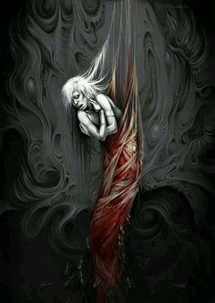 Vampire vampires dark fantasy art
