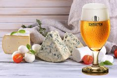 Harmonização de queijos e cervejas