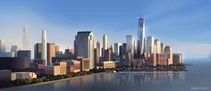 NYC by Romain Trystram