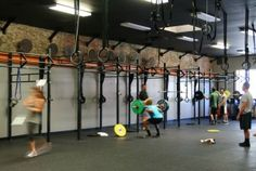 1000 Images About Crossfit Gym Design On Pinterest