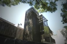 Upgrade Residences building, Buenos Aires, by xag.architecture / Alexis Traficante Aldrovandi