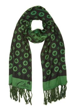I'm tempted to by this. Boston Celtics Green Scarf by Sportin' Scarves on @HauteLook