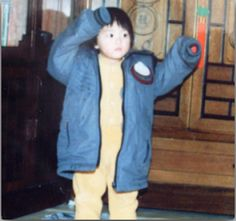 JYJ's Jaejoong was already dancing from a young age. #Kpop
