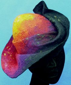 Hat by Ewa Kuniczak