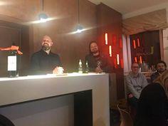 Wir lösen auf: Heute fand die Veranstaltung des Marketing Clubs Bielefeld zum Thema Marketingtrends 2017 statt. Dabei durfte unser Trend Memory nicht fehlen! Nun lassen wir den spannenden Abend ausklingen!