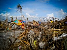 COHI / HAT Team on the ground in the Phillippines during the Typhoon Haiyan aftermath in November 2013. Photo by Nate Richards.