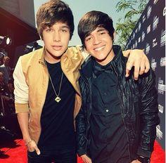 Austin and Alex ❤