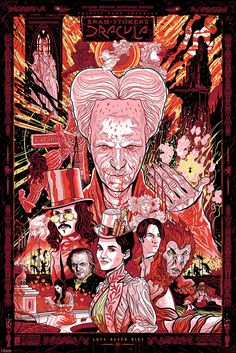 Dracula - PJ McQuade ----