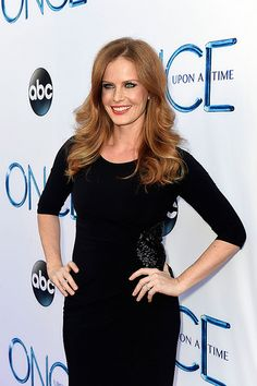 Bex Mader at the season 4 premiere