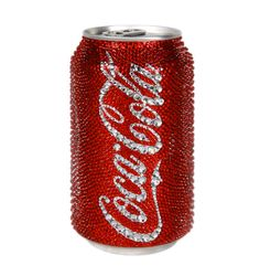 bedazzled Coke a Cola