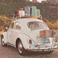 Old wolswagen..