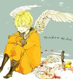 Kenneth McCormick/#1339385 - Zerochan  HE'S A BEAUTIFUL ANGEL!