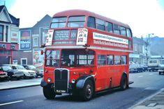 Rt Bus, School Bus Camper, Newham, Routemaster, Double Decker Bus, Bus Coach, London Bus, London Transport, Vintage London