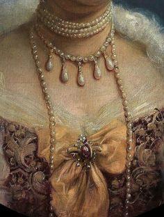 Maria Annunziata by Hans Zatzka, Vienna . Victorian Paintings, Renaissance Paintings, Victorian Art, Renaissance Art, Aphrodite Aesthetic, Woman In Gold, Baroque Painting, Beautiful Paintings, Art History