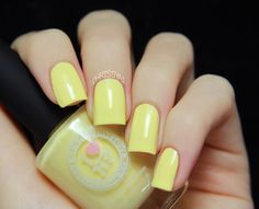 I Love Nail Polish - A Twist of Lemon