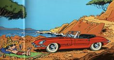 Jaguar E Type 1961, Peugeot 203, Volkswagen, Automobile, Assurance Auto, Mobile Art, Car Illustration, Bmw, Cars