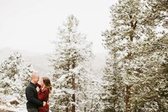 Rocky Mountain National Park Engagement, Estes Park Engagement, Mountain Engagement, Colorado Engagement, St. Louis Wedding Photography / Courtney Smith Photography