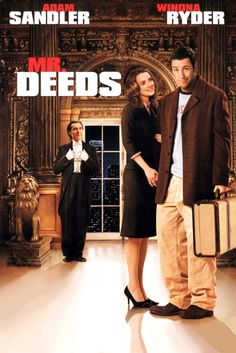 PG-13 ~ Comedy, Romance = Mr. Deeds - 2002