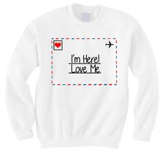 I'm here! Love me! – Hipster Tops