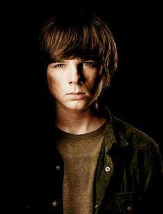 Carl Grimes, Season 4, The Walking Dead