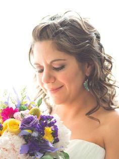 Bridal Makeup by @izzybmakeup  www.izzybmakeup.com  #weddingmakeup #softmakeup